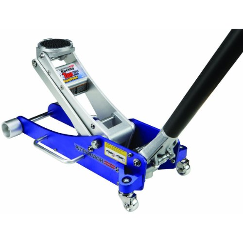 2 Tons Aluminum Racing Floor Jack With Rapid Pump