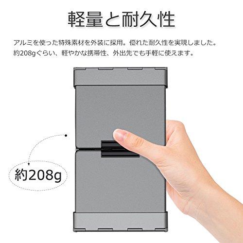 41LJh3YydgL-折り畳み式フルキーボードの「iClever  IC-BK05」を購入したのでレビュー!小さくなるのはやっぱ便利です。
