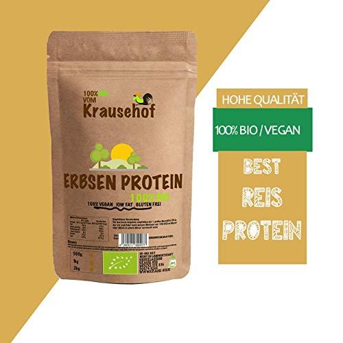 Bio Reisprotein vom Krause Hof 1kg
