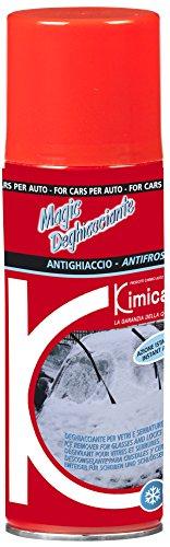 Kimicar 0450200 Magic Deghiacciante Spray, 200 ml, Set di 1