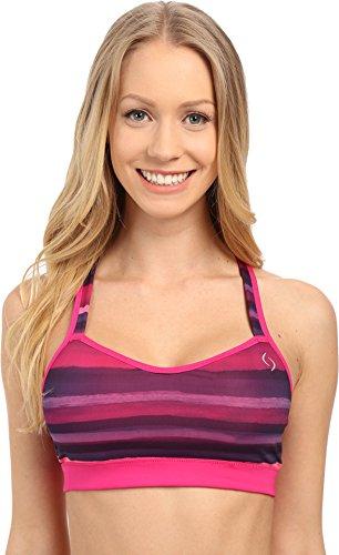 Moving Comfort soutien-gorge Sport UpRise Dos croisé plusieurs couleurs / 300614 - rose, S