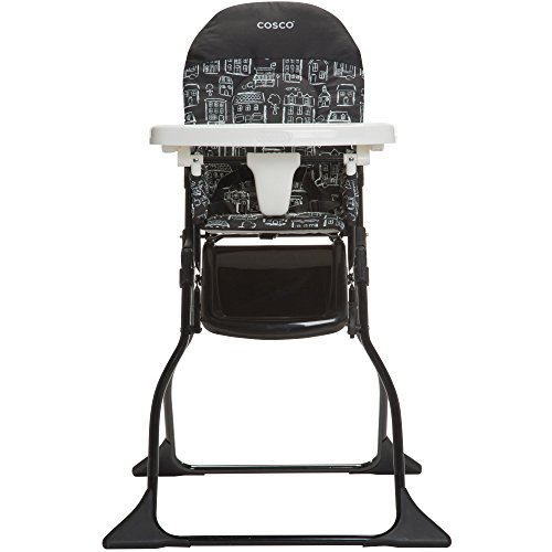 Cosco Simple Fold High Chair, Mapleton