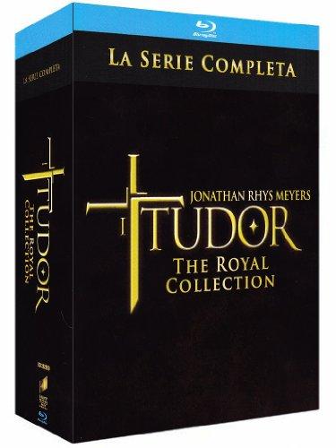 I Tudor La Serie Completa (Box 11 Br)