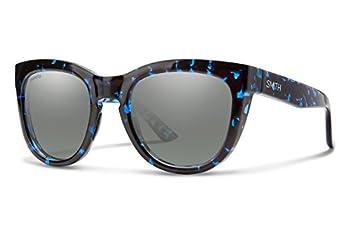 Smith Sidney Sunglasses Imperial Tortoise/Platinum PolyChromaPop Polarized