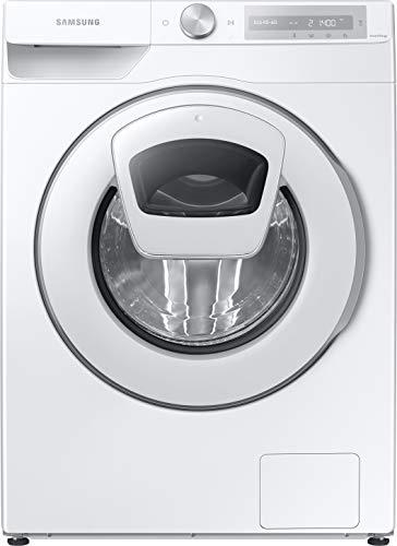 Samsung WW81T684AHH/S2 Waschmaschine / 8 kg / 1400 U/min / A+++ / Weiß / SchaumAktiv / AddWash / Automatische Waschmittel- und Weichspülerdosierung