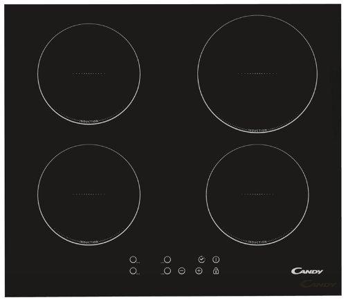 Candy CI 640 C - plaques (Intégré, induction, Céramique, Noir, senseur)