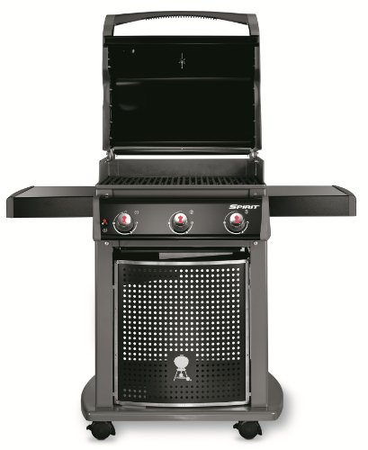 Weber Spirit E-310 Classic Black - 3