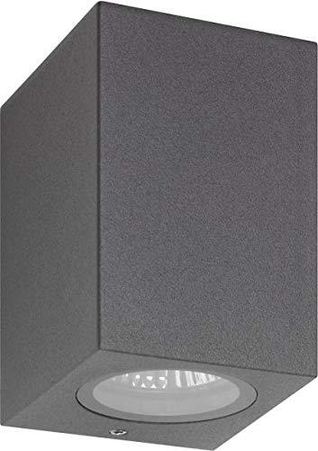 LCD Wandleuchte, 7 Watt, GU10, Graphit (5052)