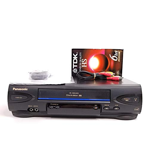 Panasonic VCR VHS Player Model # PV-V4022