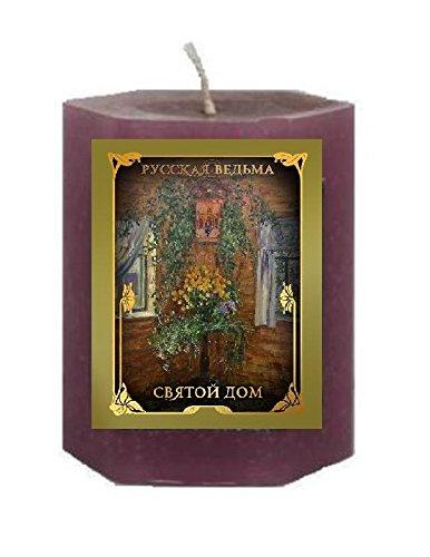Santa Casa de hierbas vela Wicca Pagan