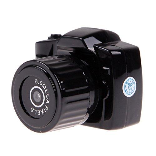 Mengshen 8GB HD 720P Portable Mini DV enregistreur vidéo avec caméscope de Voix pour Les activités de Plein air MS-Y3000C