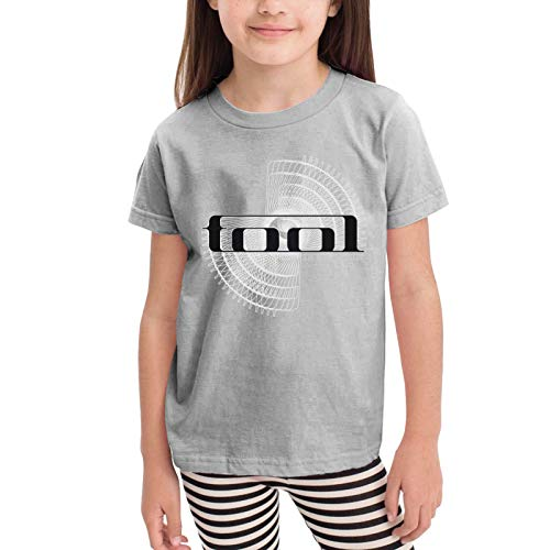 WushXiao Tool Band Children's T-Shirt Gray 5/6t