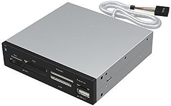 Sabrent Lector/Grabador de Tarjetas Multimedia 75 en 1 (Cable de alimentación) (CRW-UINB)