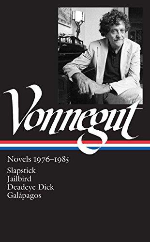 Kurt Vonnegut: Novels 1976-1985 (LOA #252): Slapstick / Jailbird / Deadeye Dick / Galápagos (Library of America Kurt Vonnegut Edition)の詳細を見る