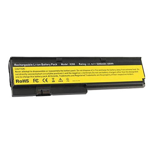 ASUNCELL Laptop Battery for Lenovo ThinkPad X200 X200S X201 X201I Series 43R9254 43R9255 ASM 42T4537 42T4541 42T4536 42T4538 42T4649 42T4540 42T45427 42T4542 42T4650 42T4534 42T4646 42T4647