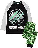 Jurassic World Pijamas Boys Kids Camo Camiseta Pantalones Cortos o Opciones de p 10-11 años