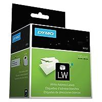 DYMO 30252 LabelWriter Address Labels 1 1/8 x 3 1/2 White 350 Labels/Roll 2 Rolls/Pack [並行輸入品]