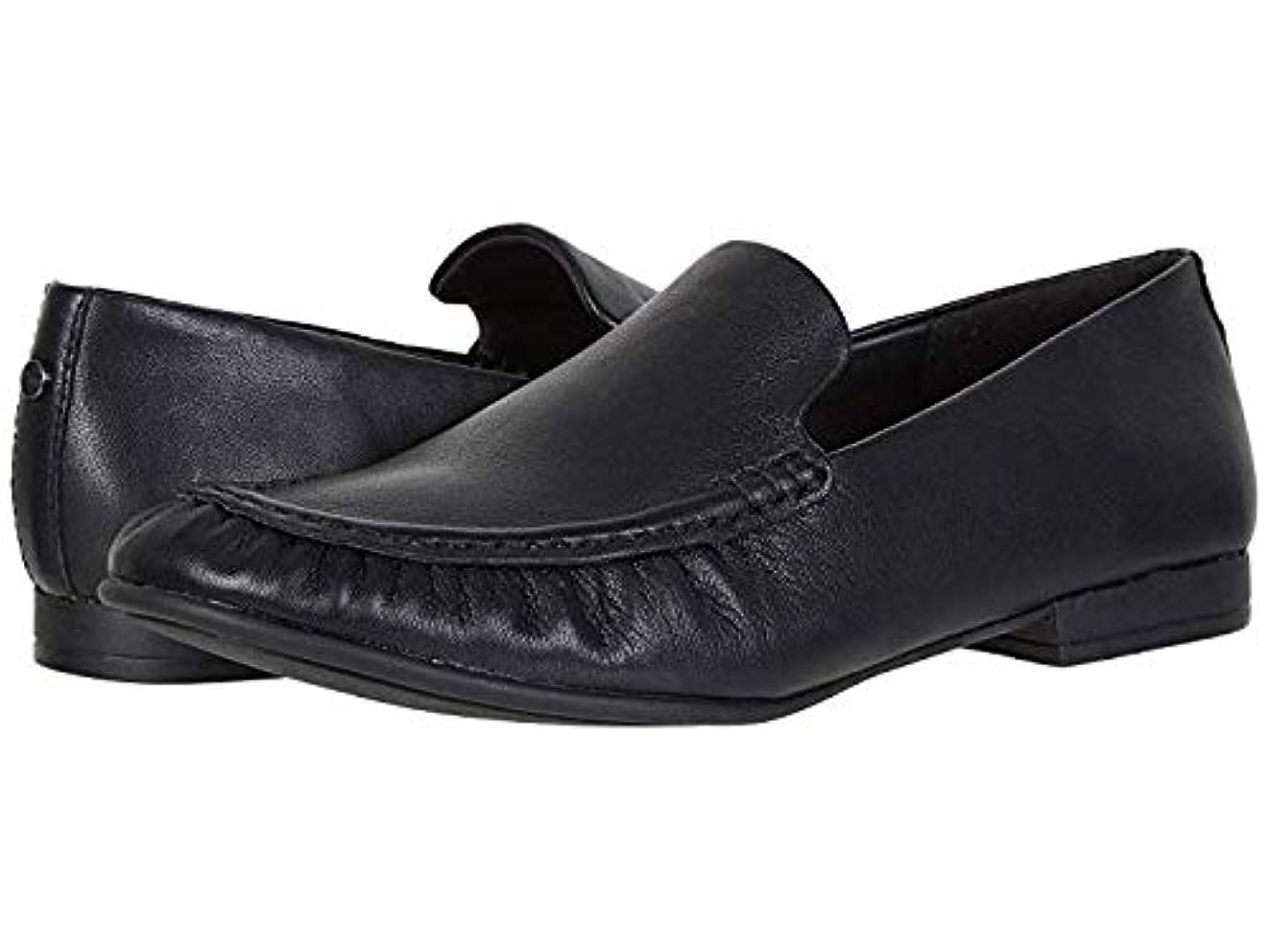 芽少ないアドバンテージレディースローファー?靴 Vivian Black (28.5cm) B - Medium [並行輸入品]