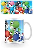 Pyramid International TIMECITY Nintendo-Super Mario Yoshi's (Tazza), Ceramica, Multicolore, Unica