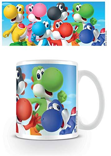 Super Mario Yoshi Tasse Standard