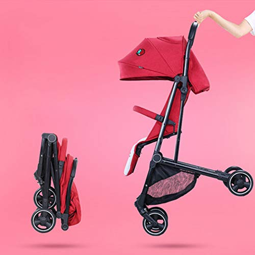 Why Choose HRD Baby Stroller All-Terrain Reversible Pushchair Anti-Shock Compact Buggy, Away from ca...