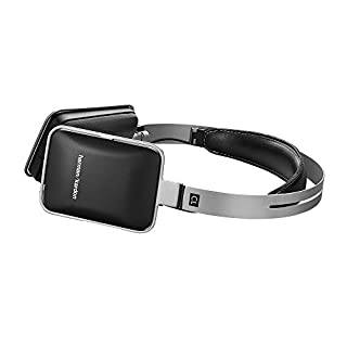 Harman/Kardon CL - Auriculares de diadema cerrados (con micrófono, control remoto integrado), negro (B00A3RVNXI) | Amazon price tracker / tracking, Amazon price history charts, Amazon price watches, Amazon price drop alerts