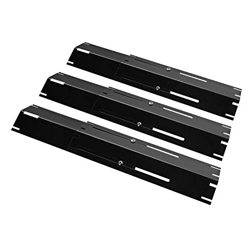 Mejor VICOOL Porcelain Steel Heat Plate Replacement for BBQ Pro BQ05041-28, BQ51009, Kenmore, Outdoor Gourmet, SAMS Club Gas Grill Models, hyJ643A, SA0465-1, 3-Pack crítica 2020