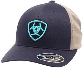 قبعة رجالي من ARIAT - أزرق داكن