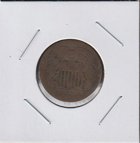 1864 Shield Two Cent (1864-1873) Two-Cent POOR