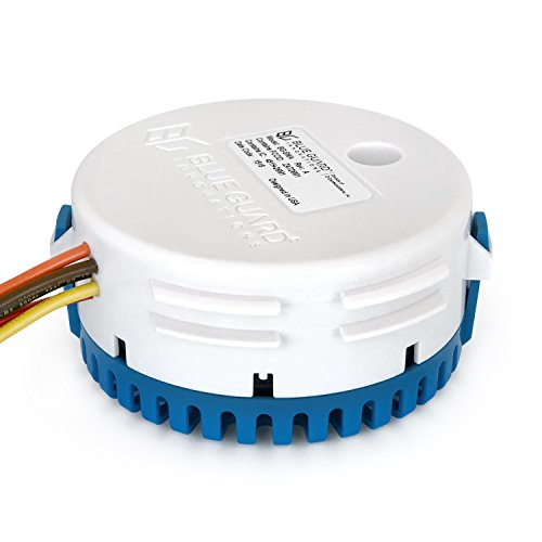 Blue Guard Innovations Solid-State Bilge Pump Switch with High Water Alarm (BG-SWA)