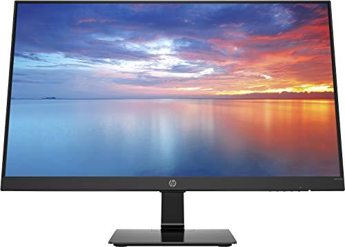 HP 27m Monitor (27 Zoll Display, Full HD IPS, 60 Hz, HDMI, VGA, 5ms Reaktionszeit) schwarz