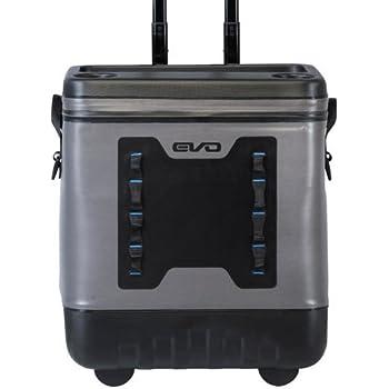 Evolution Outdoor Design EVO 50qt Leak Proof Rolling Cooler