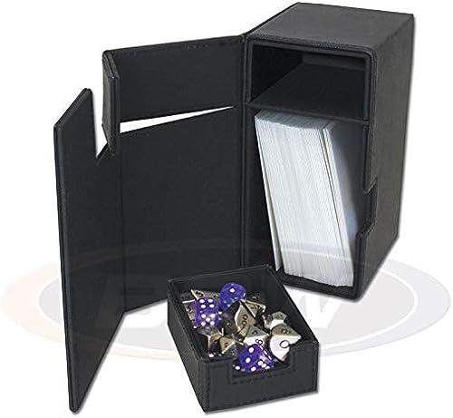 grandes ahorros Deck Deck Deck Locker, negro by BCW  oferta especial