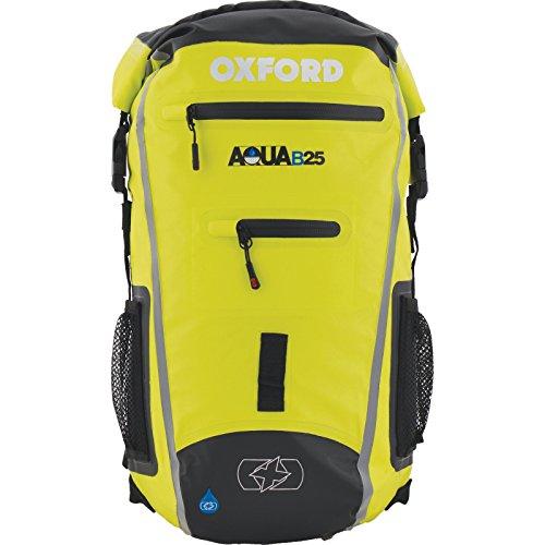 Oxford Aqua Fluro B25 All Weather Sac à Dos imperméable 25 l