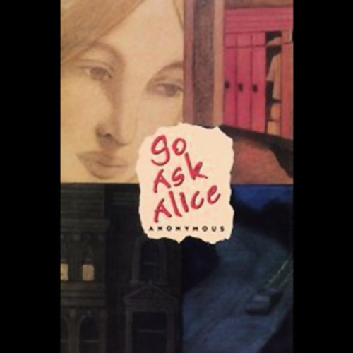 Go Ask Alice audiobook cover art