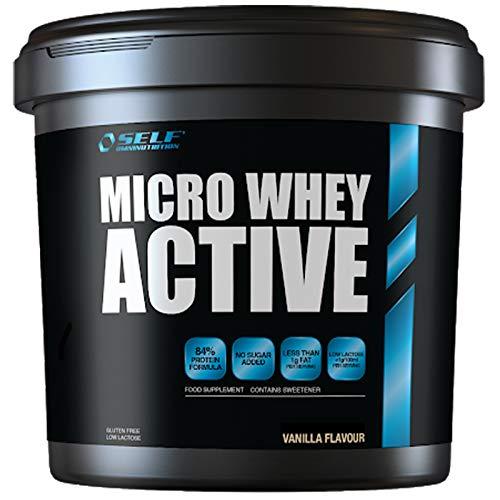 100% Micro Whey Active 2 kg Vaniglia