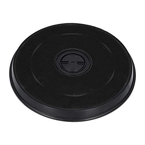LUTH Premium Profi Parts Aktivkohlefilter Kohlefilter Filter DKF7 233mm für Miele 4965503 4965502 Dunstabzugshaube