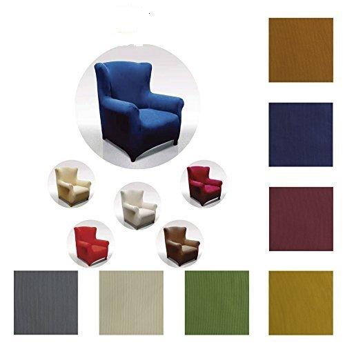 Copripoltrona Elasticizzato My Colors - da 85 a 110 cm (colore da scegliere con una mail)