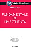 Taxmann's Fundamentals of Investments | Choice Based Credit System (CBCS) | 5th Edition | 2021