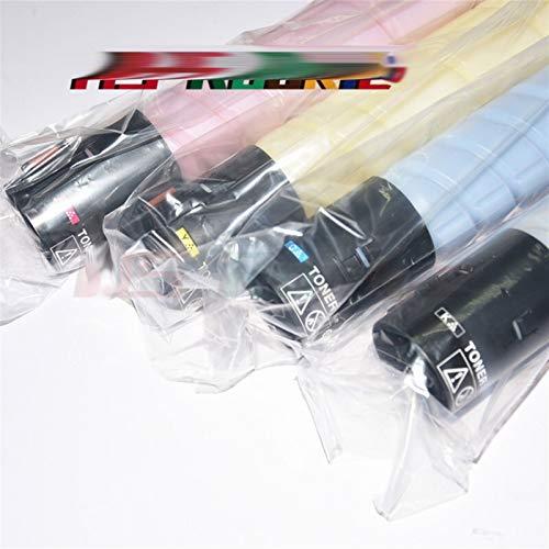 Printer Parts TN324 - Cartucho de tóner compatible con Konica Minolta Bizhub C258 C308 C368 (color: Y)
