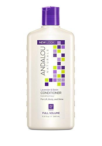 Andalou Naturals Full Volume Hair Conditioner, Lavendor & Biotin - 11.5 Oz
