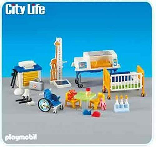 PLAYMOBIL Add-On Series - Children's Medical Area