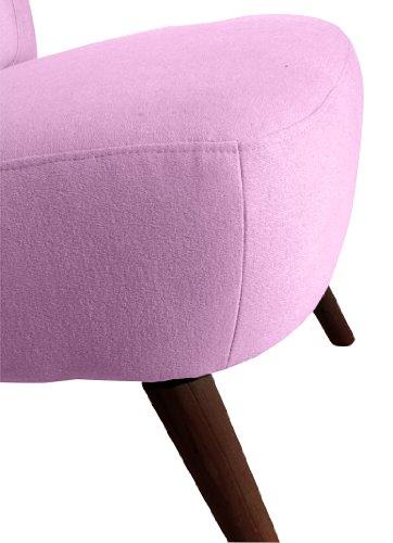 Max Winzer Sessel Lara | In Filzoptik pink | 2791-1100-1644483