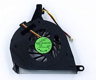 un Laptop CPU Cooling Fan Compatible for Toshiba Satellite L650 L650D L655 L655D Series AB8005HX-GB3 CWBL6A