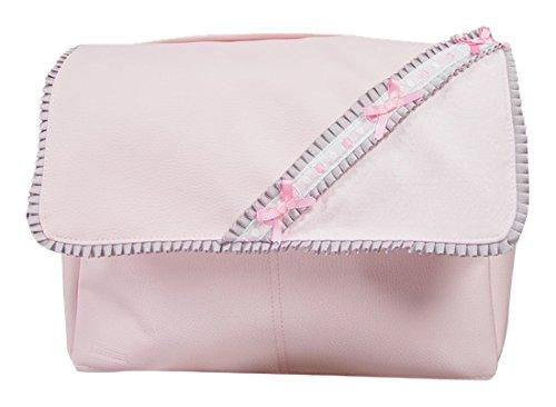 Babyline Bombón - Bolso de silla de paseo, color rosa