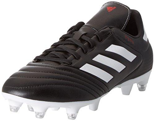 adidas Copa 17.3 SG, Botas de fútbol para Hombre, Negro (Negbas/Ftwbla/Negbas), 41 1/3 EU