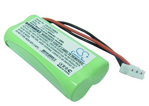 600mAh Batería para Bang & Olufsen Beocom 4
