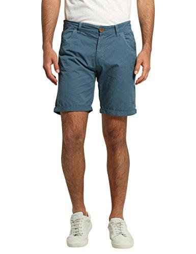 Ultrasport Fort Lauderdale Allaensville Pantalones Cortos Chinos, Hombre, Ensign Azul, XL