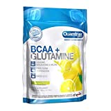 QUAMTRAX DIRECT BCAA 2:1:1 + GLUTAMINE 500gr Limon Glutamina Bcaa