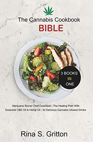 The Cannabis Cookbook Bible 3 Books in...